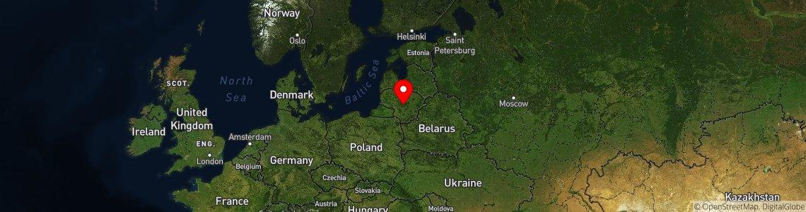 litauen landskod